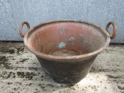 Copper Urn - small