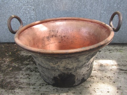 Copper Urn - extra large