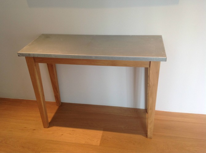 Consol table med Webb